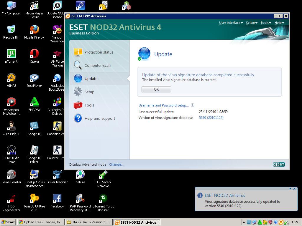 nod32 keys free download